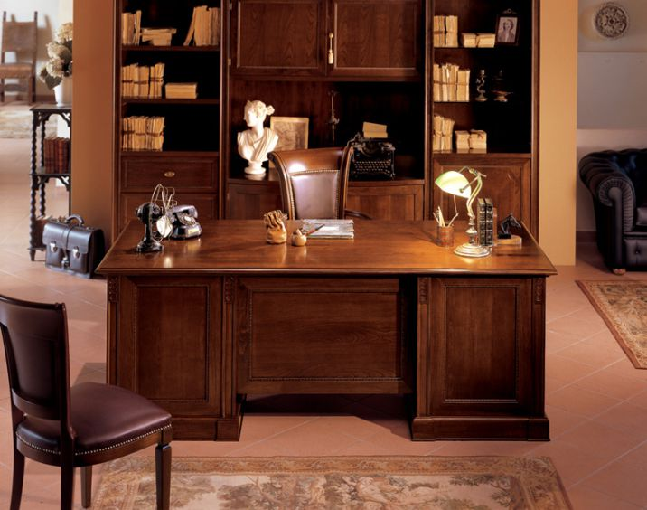 Как сделать кабинет для работы удобным