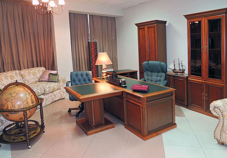 Как сделать кабинет красивым и дорогим