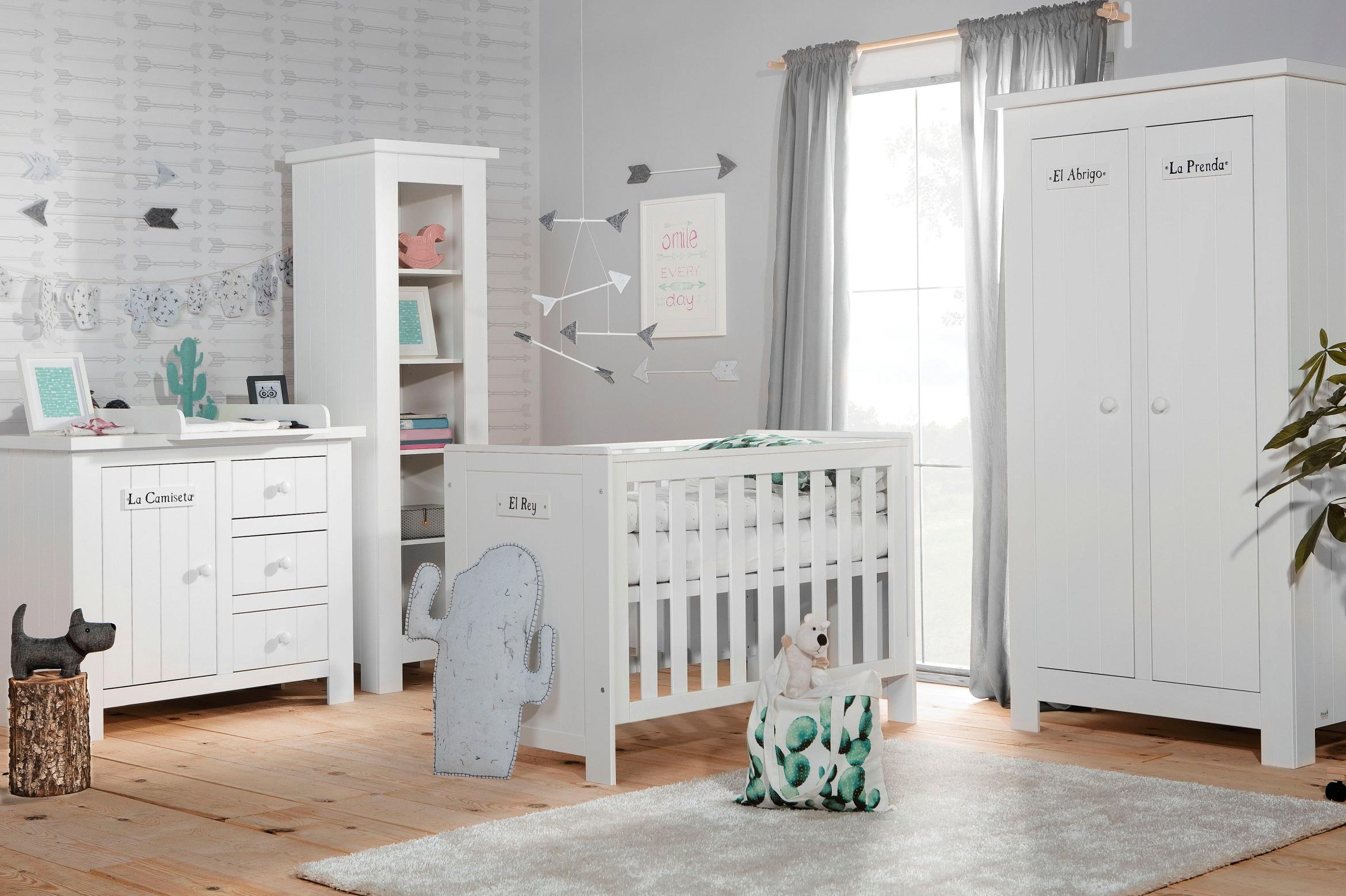 Как сделать комнату для новорожденного удобной