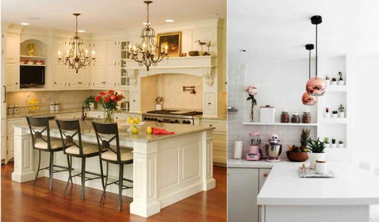 Как сделать кухню более просторной
