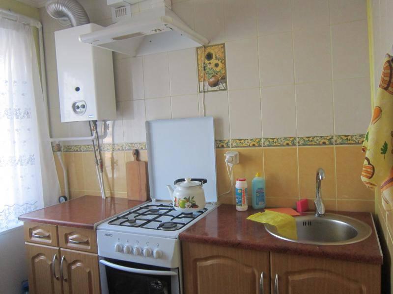 Как сделать кухню в небольшой квартире