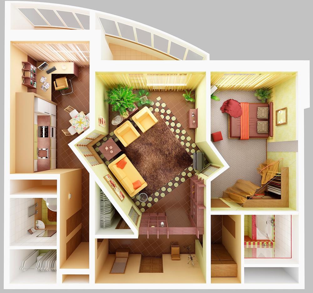 Как сделать квартиру практичнее