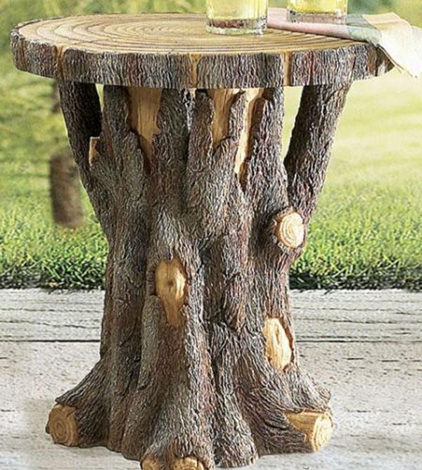 Как сделать мебель из деревяшек