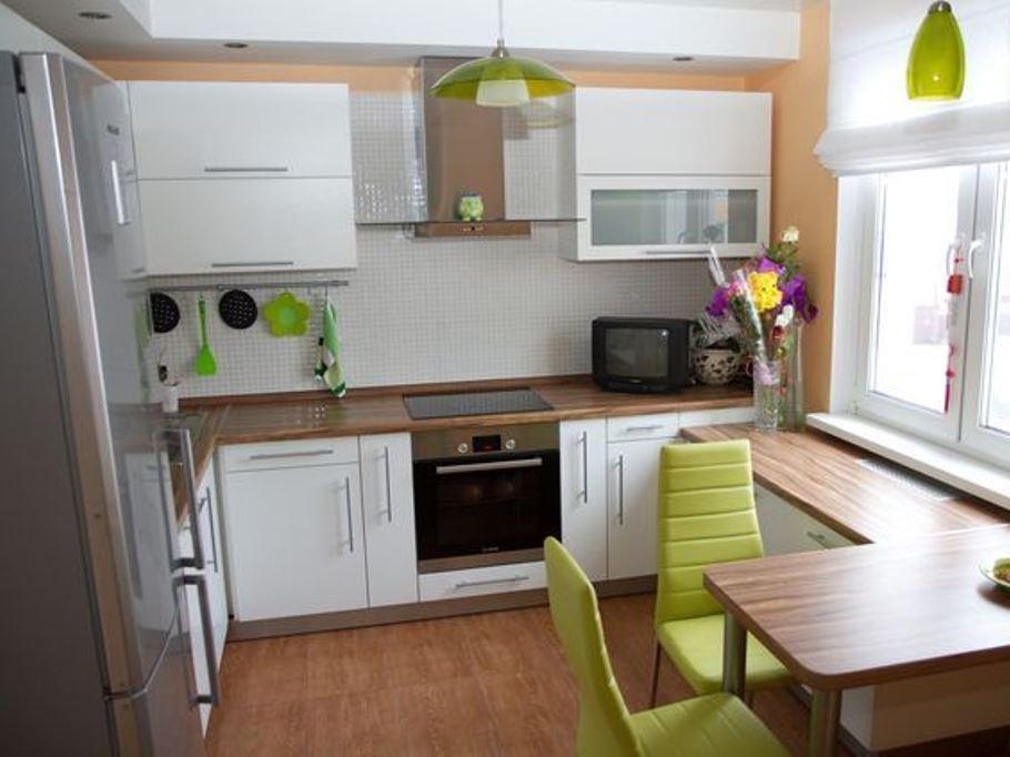 Как сделать рабочее место на кухне удобным