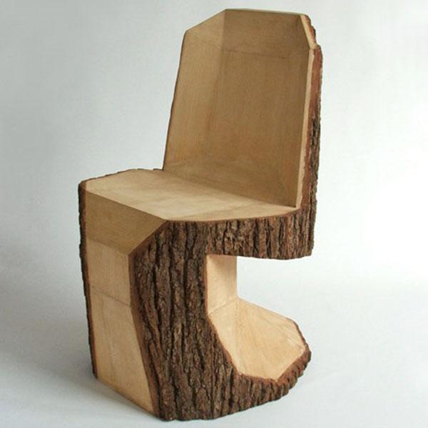 Как сделать стул недорого