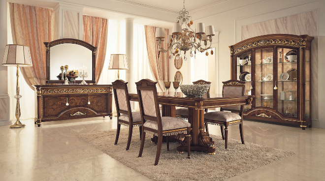 Как выбрать качественную мебель для обеденной зоны