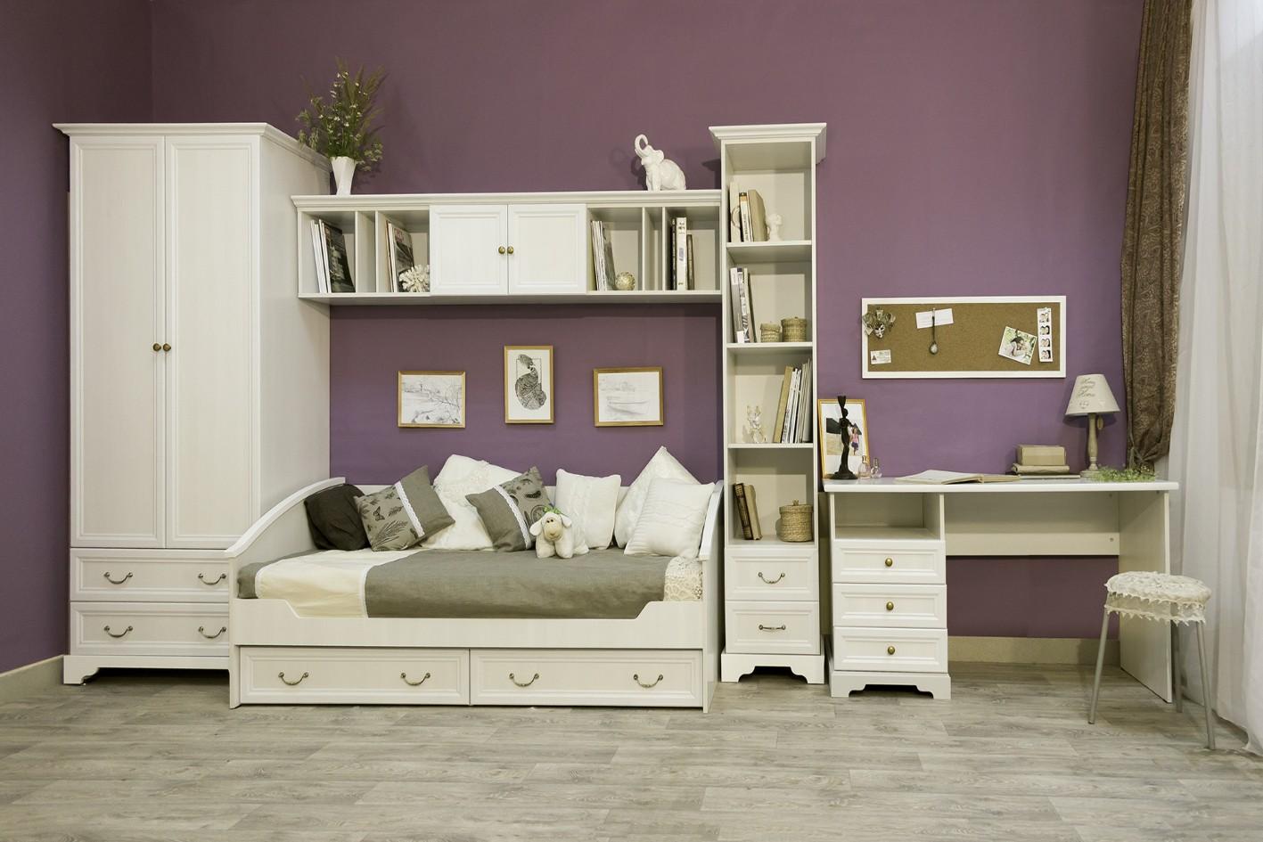 Как выбрать кровать и шкаф