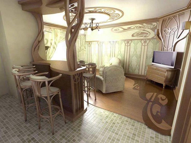 Как выбрать мебель для стиля модерн