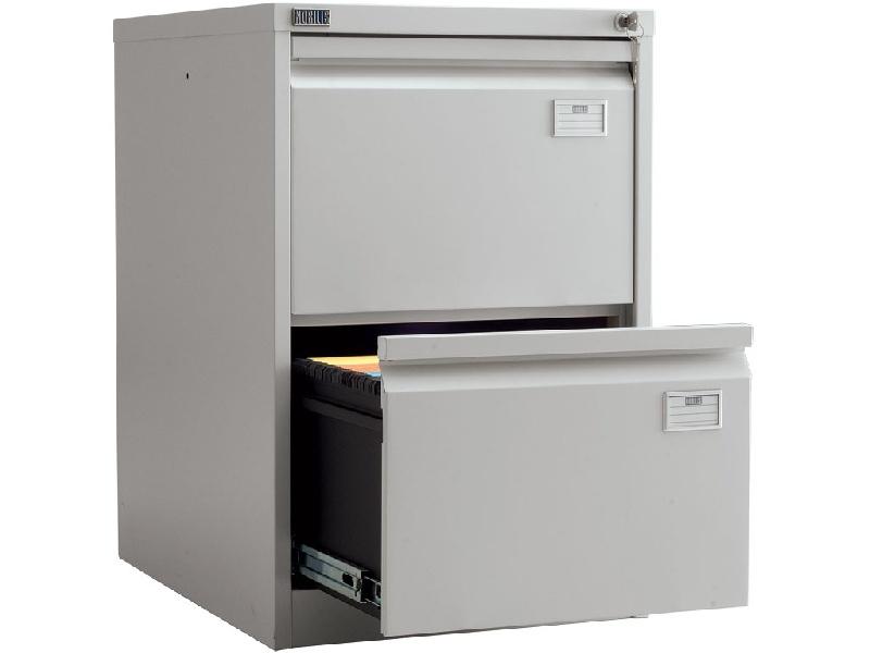 Картотечный шкаф металлический