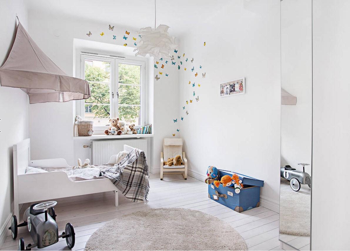 Комната для маленького мальчика