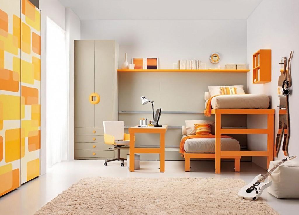 Компактная детская мебель