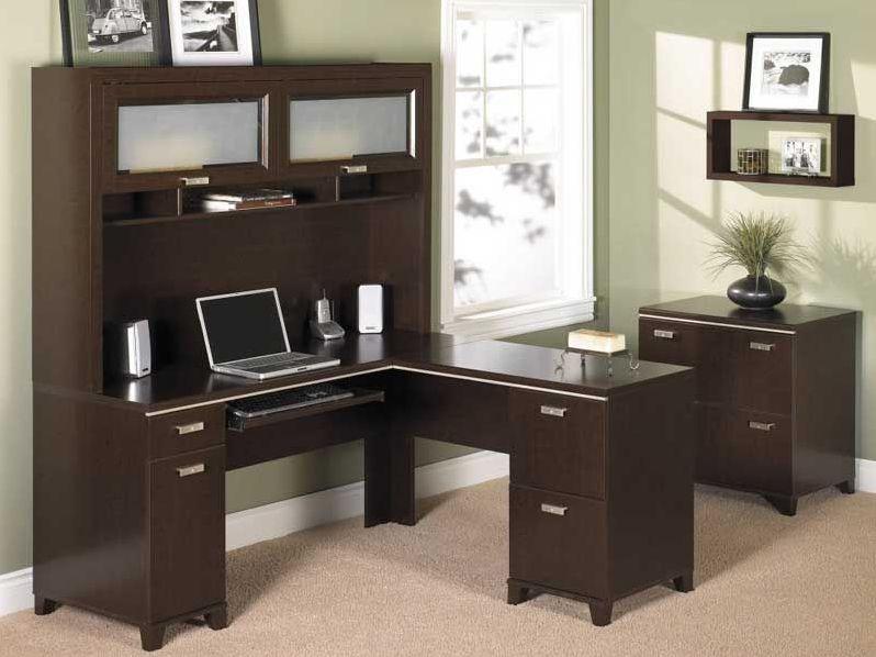 Компактные предметы мебели для работы