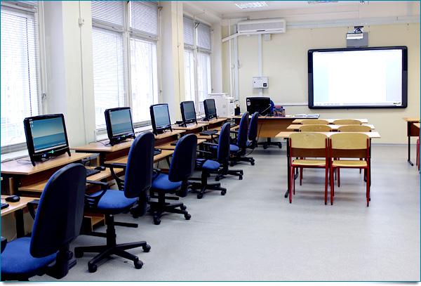 Компьютерный кабинет