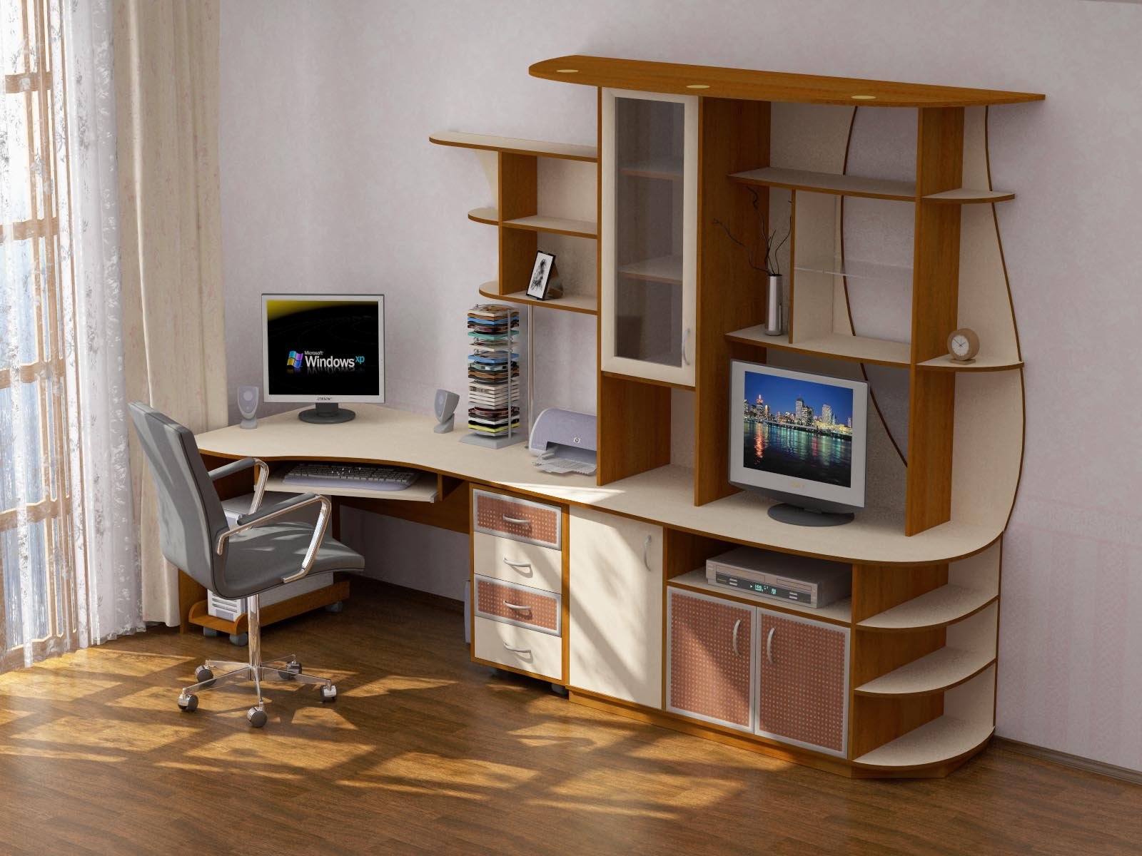 Компьютерный стол школьнику