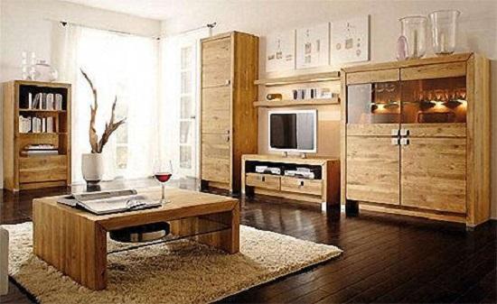 Корпусная мебель в стиле кантри