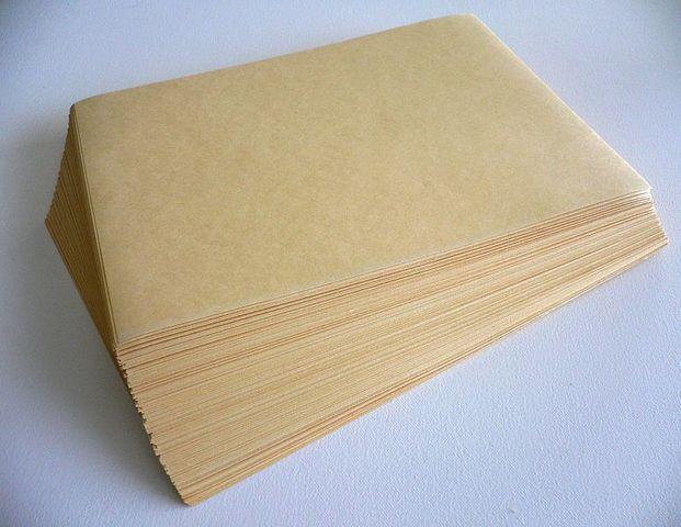 Крафт-бумага для создания современной мебели
