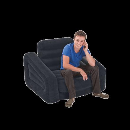 Кресла черного цвета