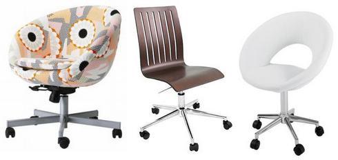 Кресла для домашнего кабинета