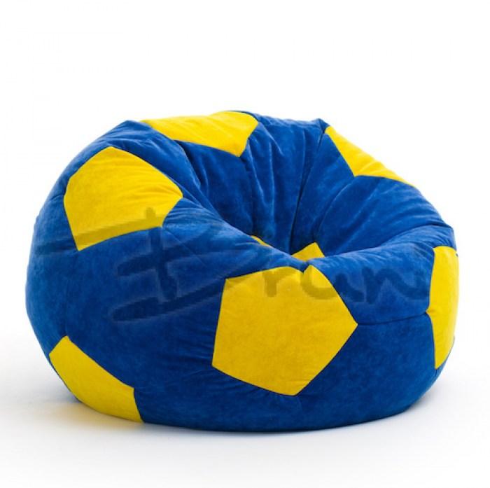Кресло-качалка в виде мяча