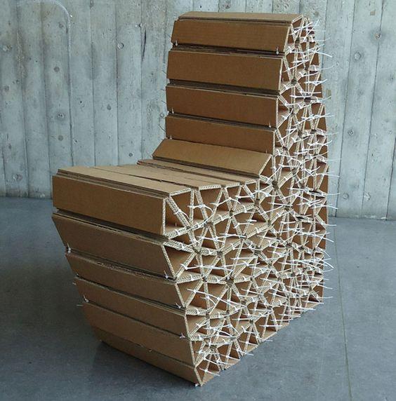 Кресло, созданное своими руками