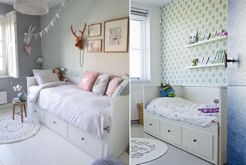 Кровать для комнаты подростка