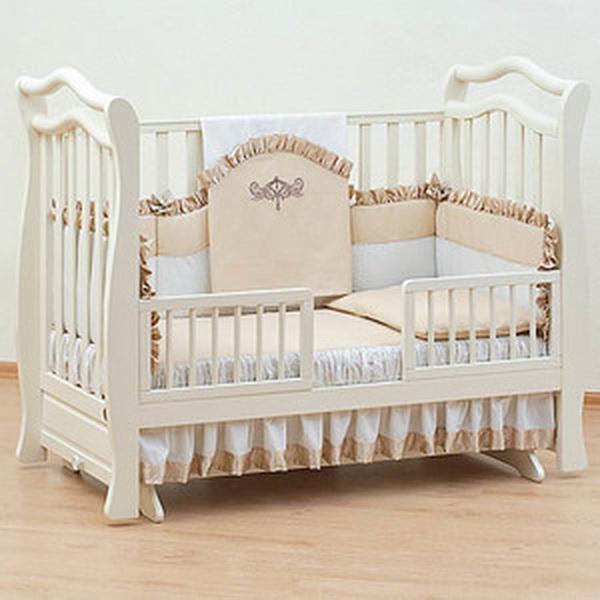 Кроватка для самых маленьких