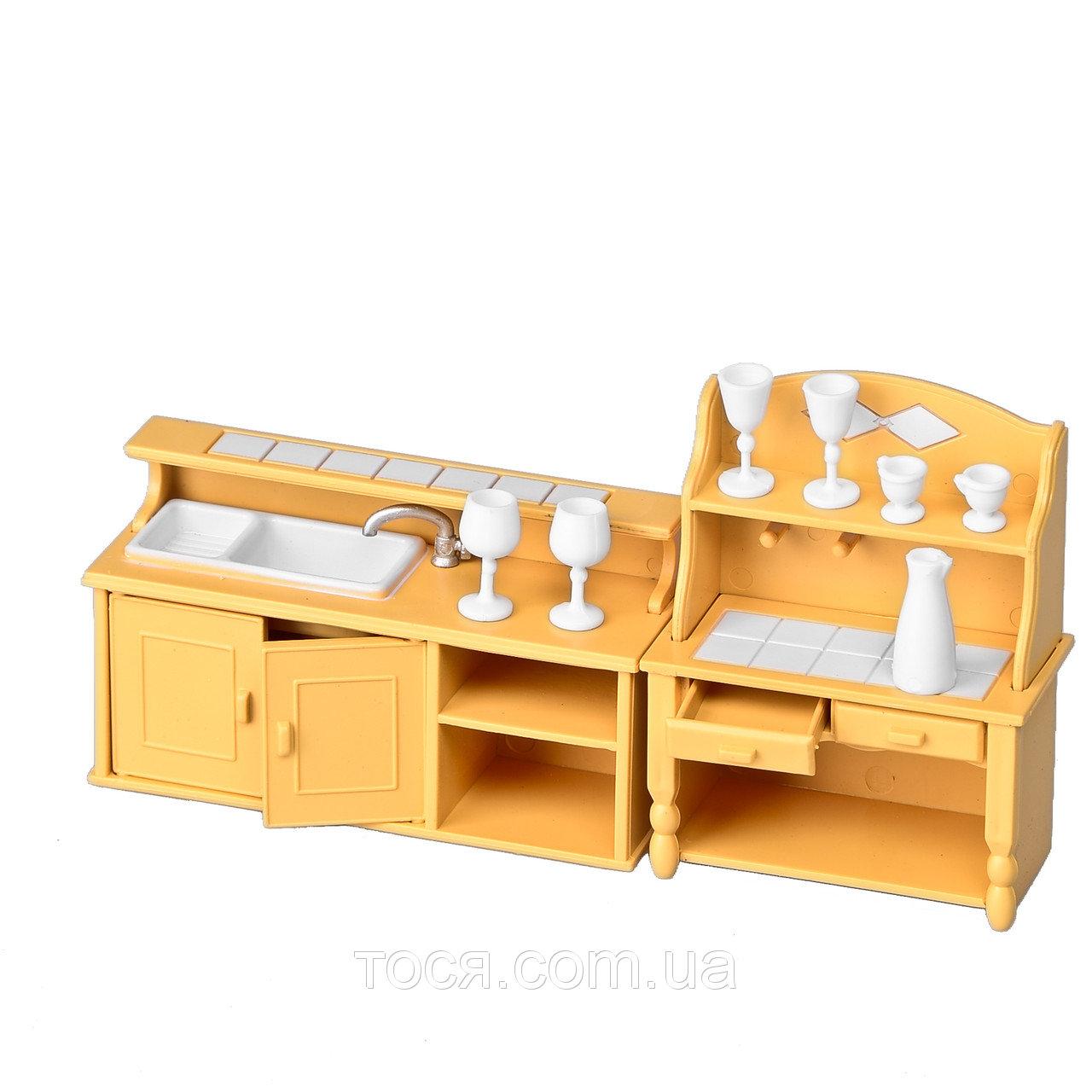 Кухня для кукол
