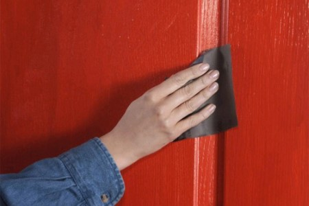 Лакировка и покраска мебельного фасада