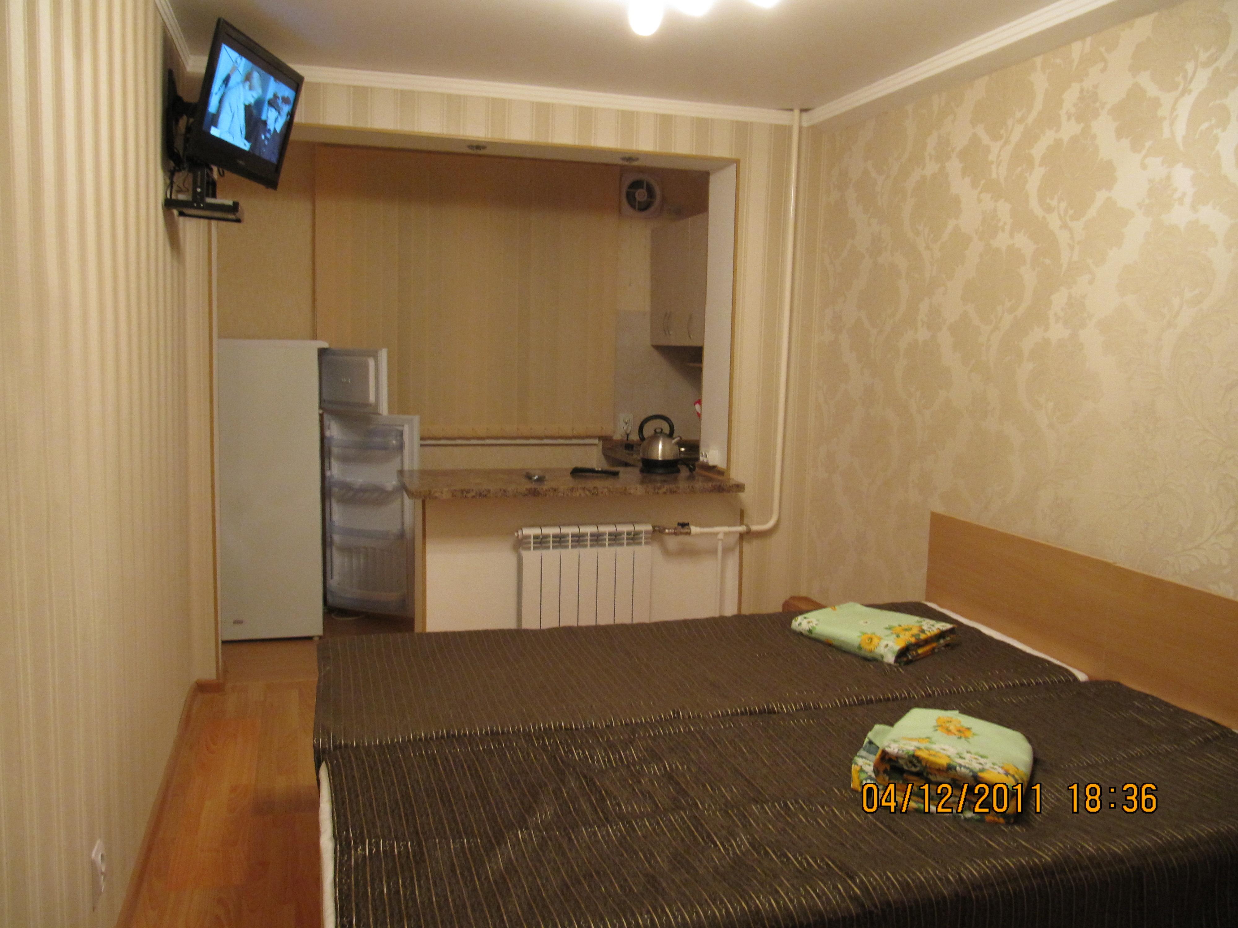 Маленькая удобная квартира