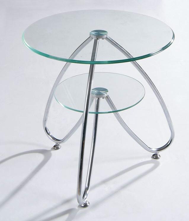 Маленький круглый столик