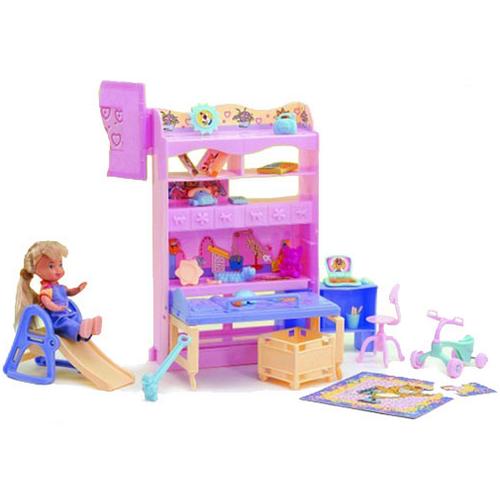 Мебель для детской комнаты и кукол