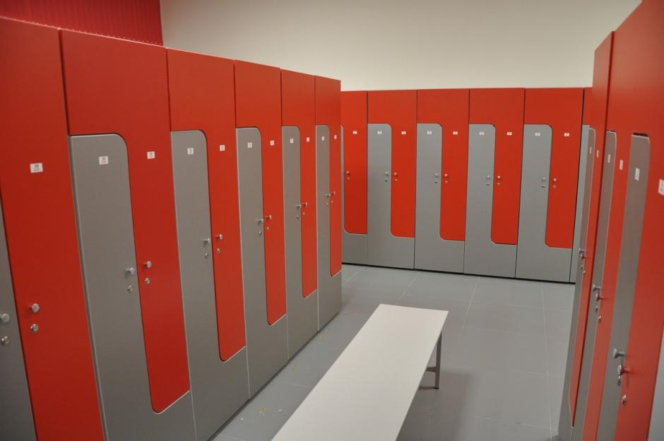 Мебель для фитнес-клубов