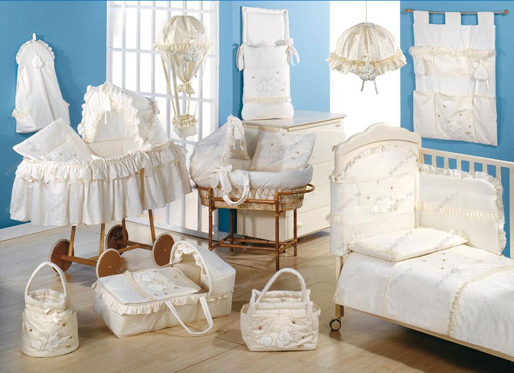 Мебель для новорожденных детей