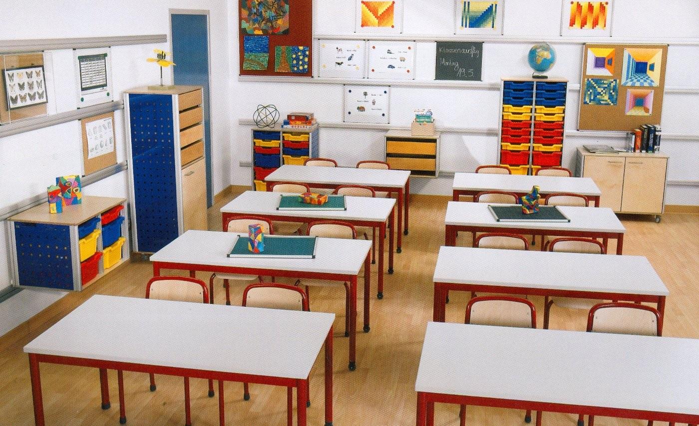 Мебель для обучения в школе