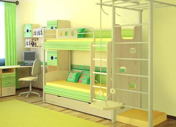Мебель для подростковой комнаты для мальчика
