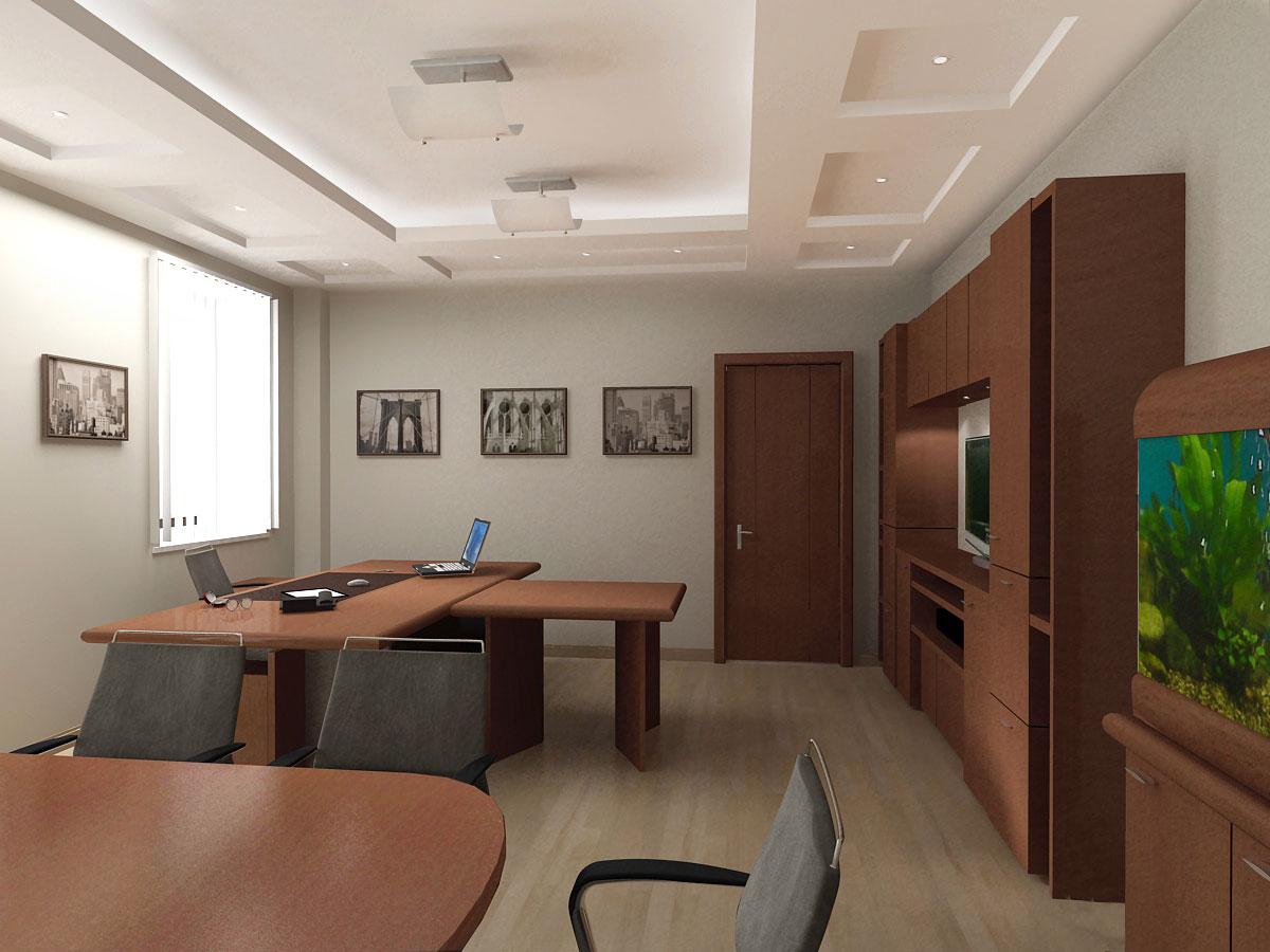 Мебель эконом класса в комнате