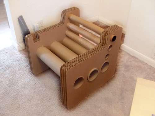 Мебель-массажер