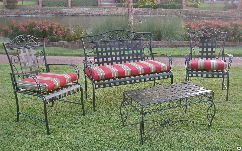 Мебель в парк