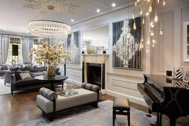 Мебель в стиле неоклассика для дома