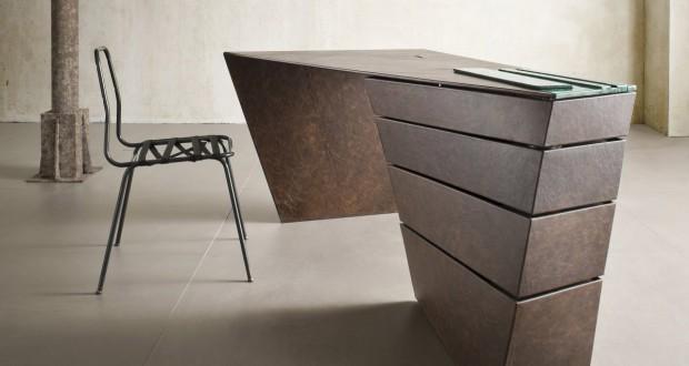 Металлическая дизайнерская мебель