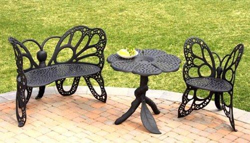 Металлическая и кованная мебель