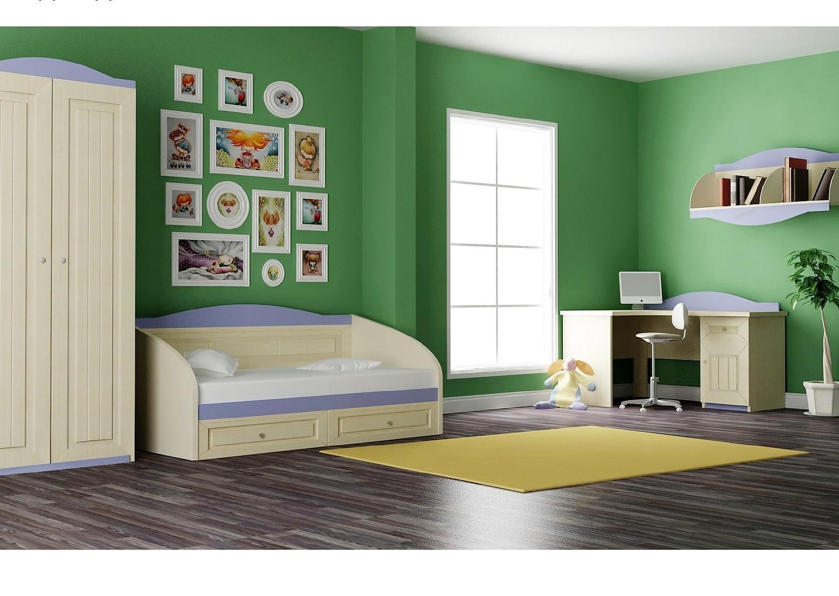Модульная мебель для детской подростковой комнаты