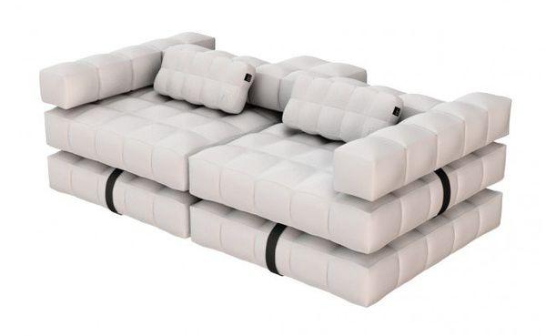 Модульная надувная мебель для бассейна