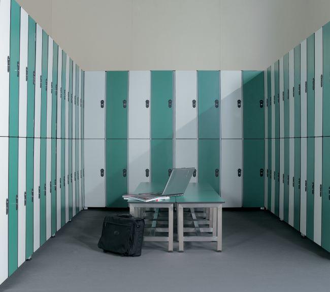 Модульные шкафчики