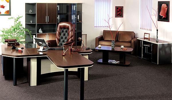 Мягкие предметы мебели руководителя