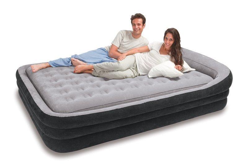 Надувное двуспальное место