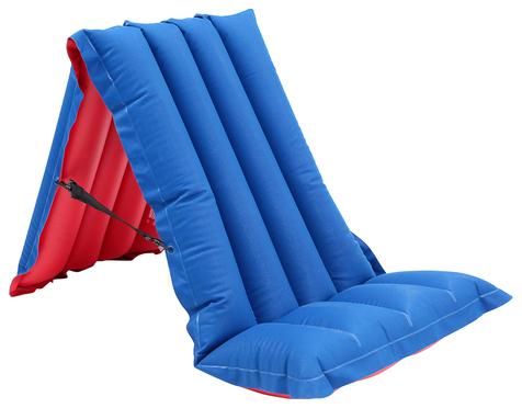 Надувной матрас-кресло