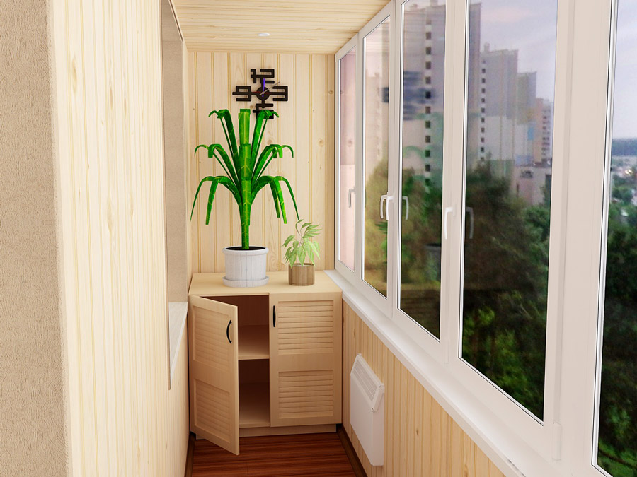 Мебель на балкон, особенности, виды и требования к материалу.