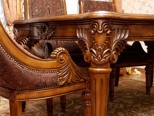 Необычные элементы декора мебели