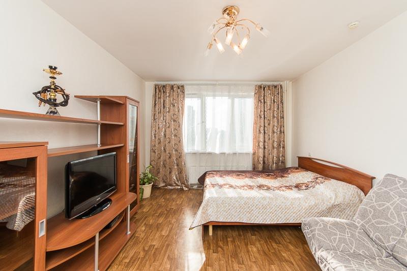 Офоромление однокомнатной квартиры